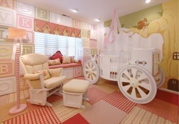 decoracao para quarto de bebe 350x242 - decoracao para quarto de bebe
