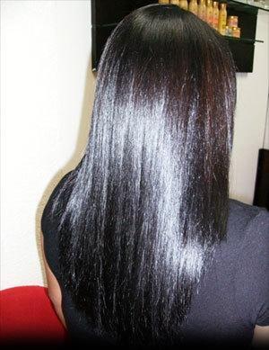 selagem para cabelo alisa e hidrata