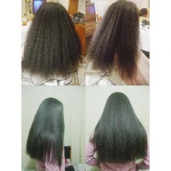 selagem para cabelo crespo