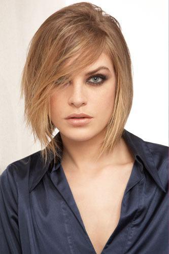 cabelos femininos loiros chanel