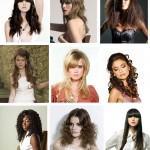 cortesde cabelos longos modernos