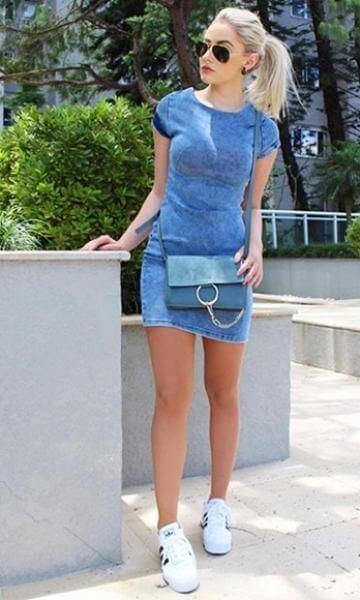 imagem 12 - Vestido Curto da Moda ( Veja como usar )