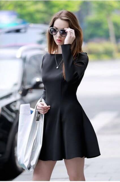 imagem 19 - Vestido Curto da Moda ( Veja como usar )