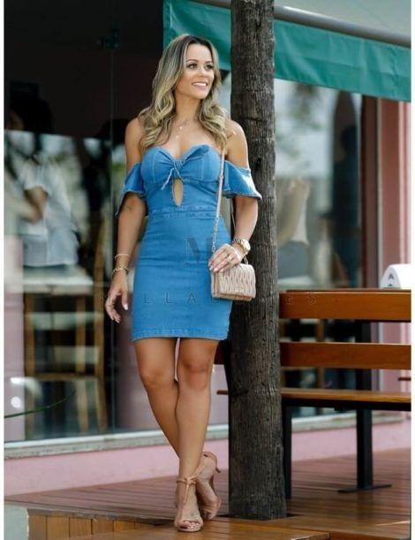 imagem 29 470x611 - Vestido Curto da Moda ( Veja como usar )