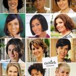 os cortes de cabelos curtos das celebridades