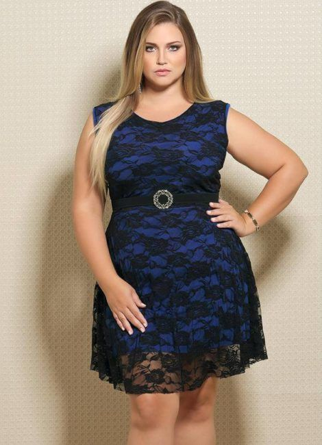 vestido curto plus size 2 470x650 - Vestido Curto da Moda ( Veja como usar )