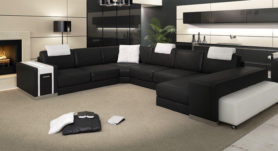 Sof s modernos para decora o moda decor for Sofas modulares modernos