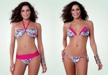 modelos de biquini para verao 350x245 - Biquínis moda praia verão curta o sol praia e piscina
