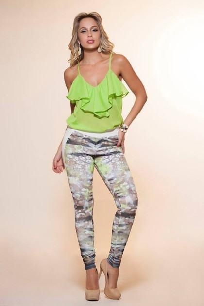 blusas   babados modelitos e cores moda amp decor