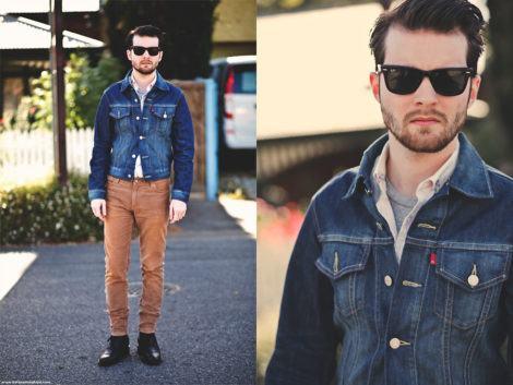 como usar jaquetas de inverno masculinas jeans 470x353 - Como usar: JAQUETAS DE INVERNO MASCULINAS