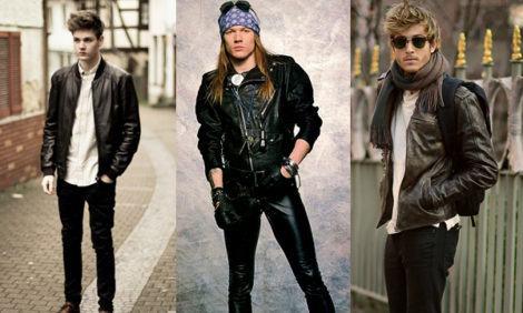 jaquetas de inverno de couro 470x282 - Como usar: JAQUETAS DE INVERNO MASCULINAS