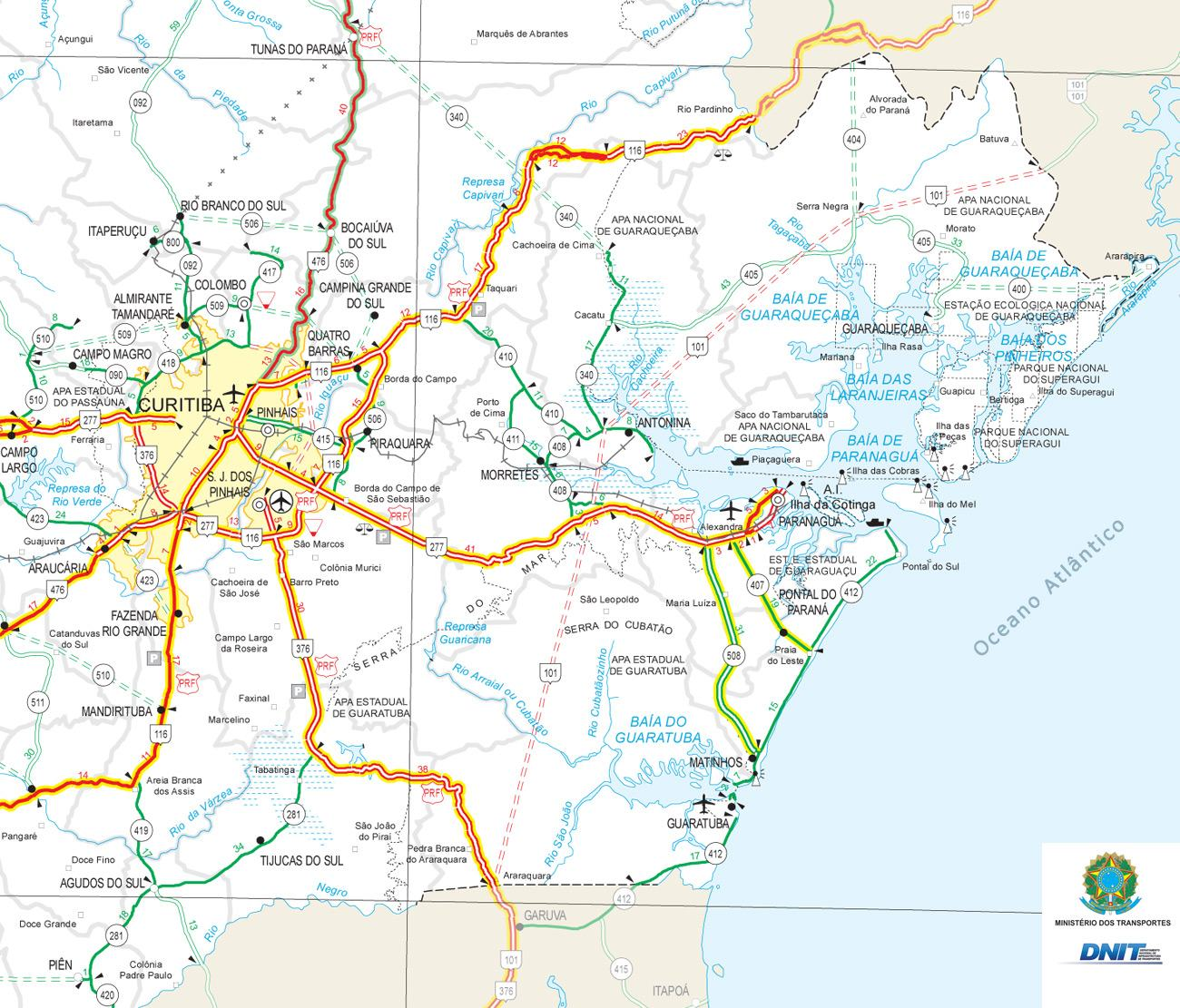 Mapa Satélite de Guarulhos - (SP) - Mapas App - Como