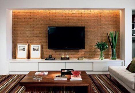 racks modernos 470x325 - MÓVEIS PARA SALA DE ESTAR E JANTAR decoração ideal do ambiente