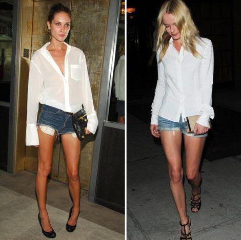 camisa branca feminina 9 470x469 - CAMISA BRANCA FEMININA usada com calça, shorts ou saia