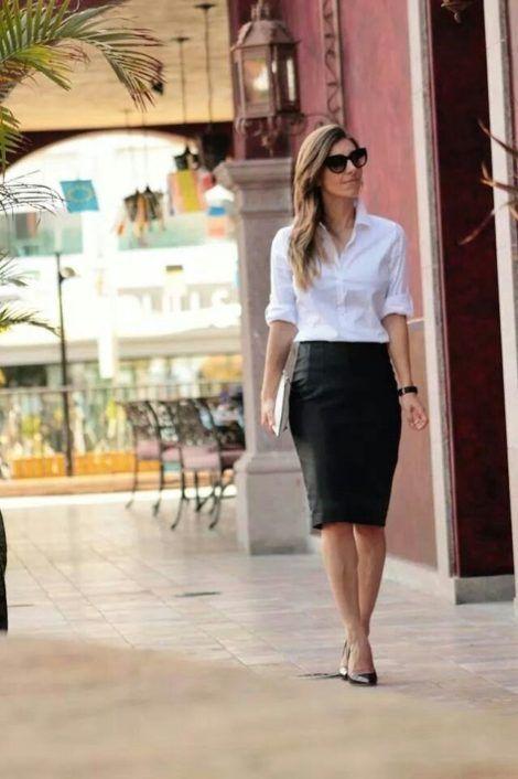 imagem 21 1 470x706 - CAMISA BRANCA FEMININA usada com calça, shorts ou saia