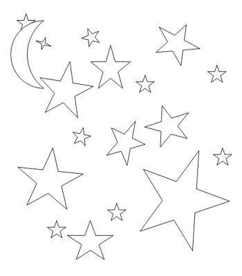imagem 12 1 - Desenhos de ESTRELA PARA COLORIR diversão de criança