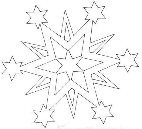 imagem 13 2 470x429 - Desenhos de ESTRELA PARA COLORIR diversão de criança