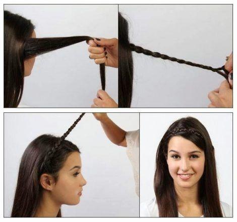 imagem 15 1 470x439 - Os PENTEADOS RÁPIDOS E FÁCEIS para seus cabelos