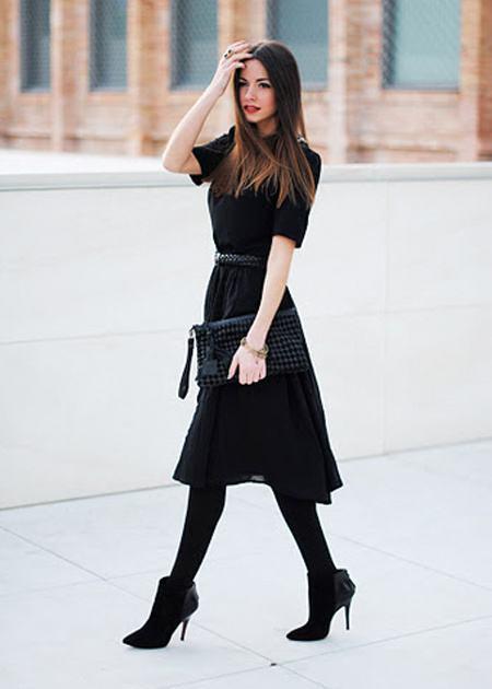 imagem 15 - CALÇADOS FEMININOS PARA INVERNO botas, coturnos e muito estilo