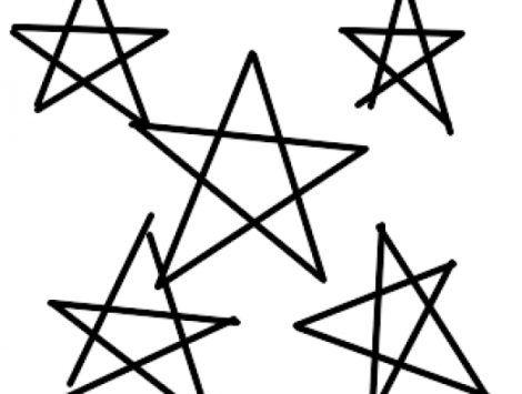 imagem 17 1 470x355 - Desenhos de ESTRELA PARA COLORIR diversão de criança
