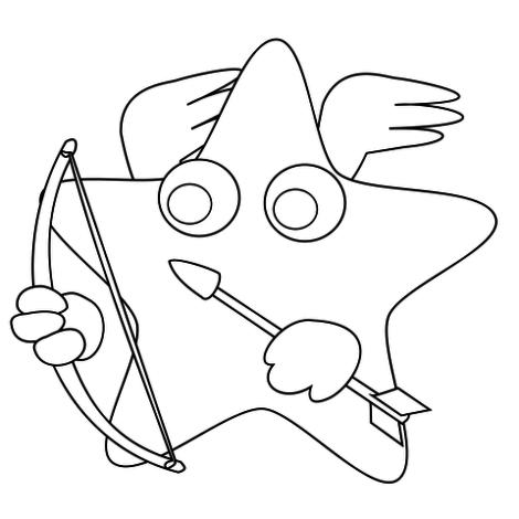 imagem 18 1 470x470 - Desenhos de ESTRELA PARA COLORIR diversão de criança
