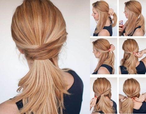 imagem 20 1 470x365 - Os PENTEADOS RÁPIDOS E FÁCEIS para seus cabelos