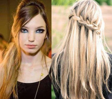 imagem 21 470x414 - Os PENTEADOS RÁPIDOS E FÁCEIS para seus cabelos