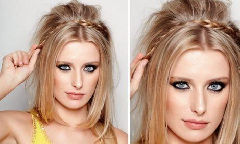 imagem 26 470x282 - Os PENTEADOS RÁPIDOS E FÁCEIS para seus cabelos