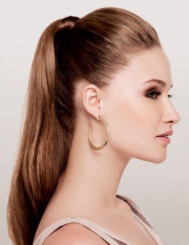 imagem 29 - Os PENTEADOS RÁPIDOS E FÁCEIS para seus cabelos