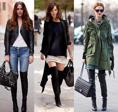imagem 8 - CALÇADOS FEMININOS PARA INVERNO botas, coturnos e muito estilo