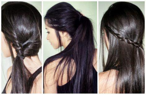 imagem 9 2 470x306 - Os PENTEADOS RÁPIDOS E FÁCEIS para seus cabelos