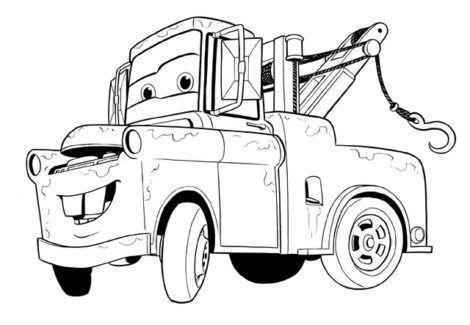 desenhos para colorir de carros 3 470x325 - Desenhos para colorir de CARROS para meninos