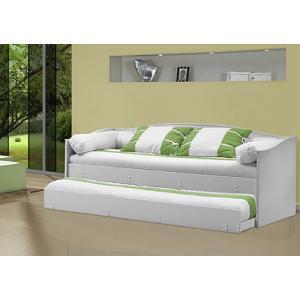 Sof cama moderno e espa oso moda decor - Sofa cama modernos ...