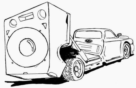 imagem 11 1 470x307 - Desenhos para colorir de CARROS para meninos
