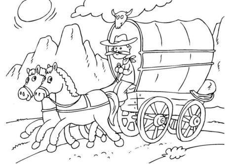 imagem 18 1 470x333 - Desenhos de CAVALO PARA COLORIR para crianças