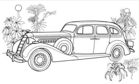 imagem 23 1 470x286 - Desenhos para colorir de CARROS para meninos