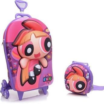mochila de rodinhas para menina 4 - Mochila de RODINHAS PARA menino e menina para estudar