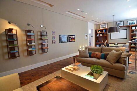 imagem 13 1 470x311 - RODAPÉ de madeira para apartamento ou casa, veja ideias