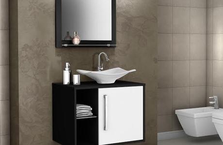 armarios para banheiro 2 - ARMÁRIOS PARA BANHEIRO planejados e modulados