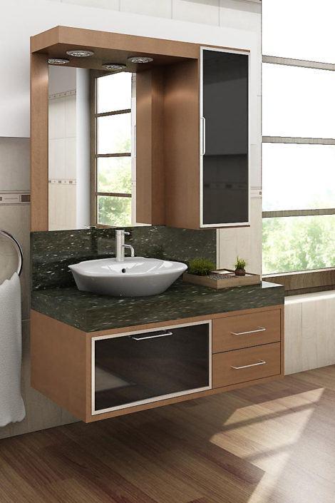 armarios para banheiro 5 470x705 - ARMÁRIOS PARA BANHEIRO planejados e modulados