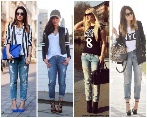 blusas de malha com calca 3 470x377 - BLUSAS DE MALHA femininas, Looks Com Calça, saia, Short