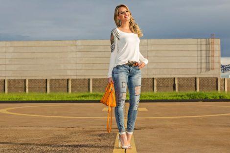 imagem 15 1 470x313 - BLUSAS DE MALHA femininas, Looks Com Calça, saia, Short
