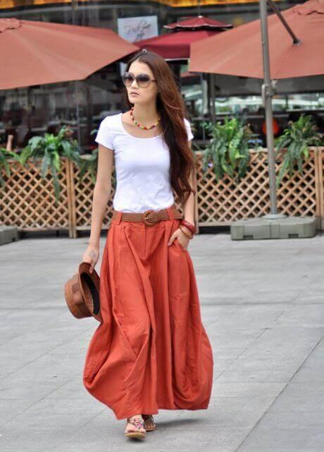 imagem 7 1 - BLUSAS DE MALHA femininas, Looks Com Calça, saia, Short