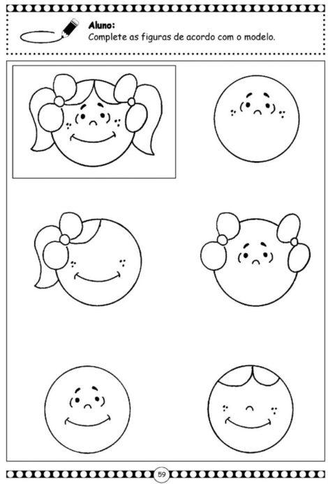 atividades para alfabetizacao 5 470x694 - ATIVIDADES DE ALFABETIZAÇÃO para leitura e pintura