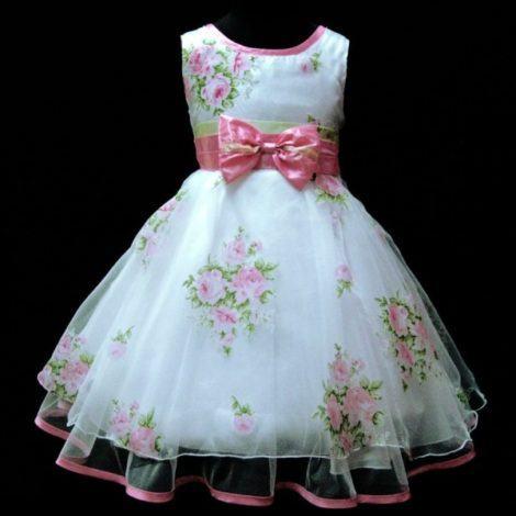 vestido-infantil-de-festa-com-estampa-floarl