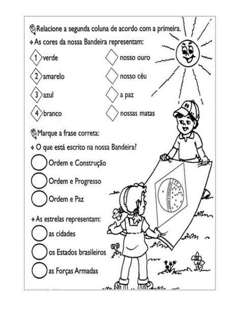 dia da bandeira atividades e desenhos colorir30 470x608 - Atividades sobre o DIA DA BANDEIRA para fazer em sala de aula