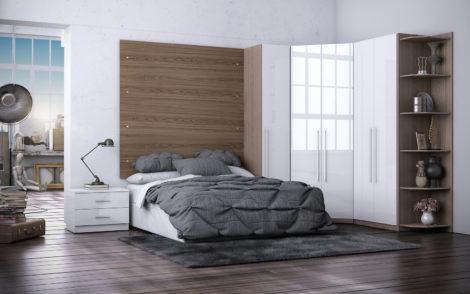 imagem 11 1 470x294 - MÓVEIS PARA DORMITÓRIO CASAL roupeiros camas, tapetes e mais