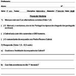 modelos de atividades de historia para 5 ano 150x150 - Atividades de História para 5 ano escolar para fazer em sala de aula