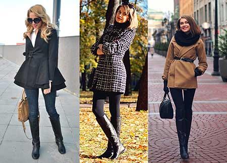 roupas femininas de inverno 4 - Modelos roupas femininas inverno 2018 da moda