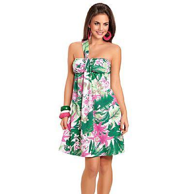 vestido floral tomara que caia da moda 1 - VESTIDO FLORAL TOMARA QUE CAIA, curto ou longo moda verão